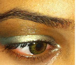 beautiful indian eye girl image