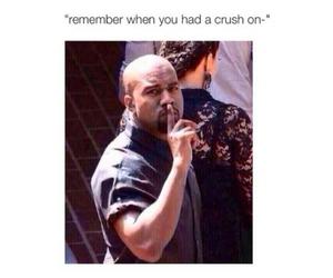crush, funny, and haha image