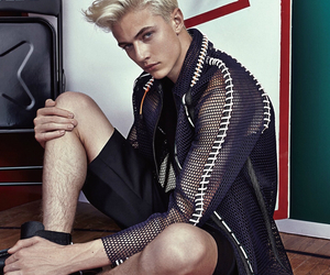 fashion, photoshoot, and lucky blue smith image