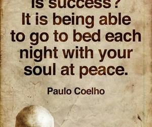 quote, paulo coehlo, and success image