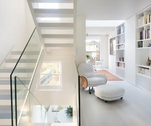 interior, window, and light image