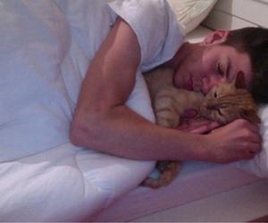 boyfriend, sleep, and boys image