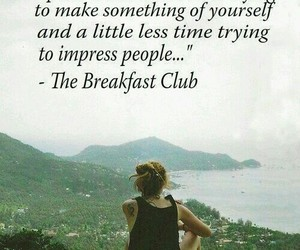 quotes and The Breakfast Club image