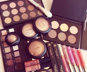 mac, makeup, and make up image