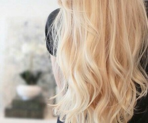 beautiful, blonde, and care image