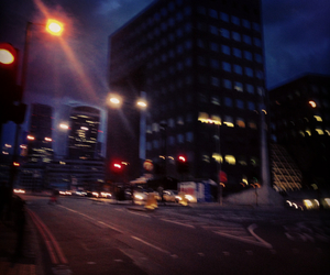 grunge, lights, and london image