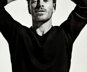 abs and michael fassbender image