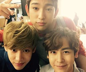 2PM, bambam, and got7 image