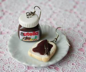 nice, nutella, and cute image