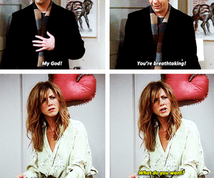 Jennifer Aniston, quotes, and rachel green image