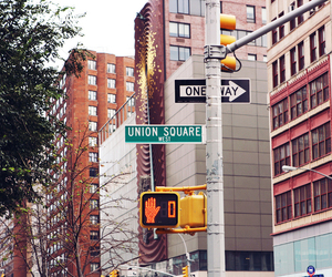 modern, new york, and streets image