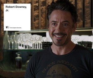 Avengers, robert downey jr, and true image