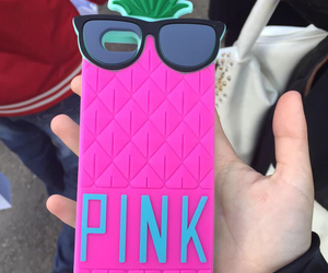 cases, pink, and iphone6 image