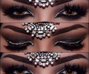 eyes and fashion image