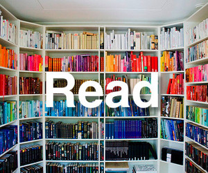 book, read, and colors image
