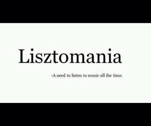 music, quote, and lisztomania image