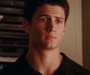 boy, handsome, and one tree hill image