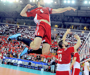 guys, volleyball, and guys volleyball image