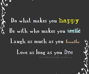 breath, happy, and live image