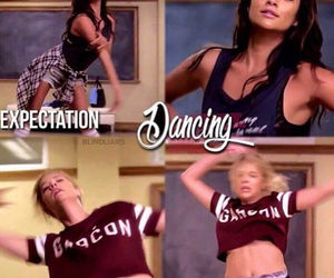 dancing, expectations, and hanna marin image
