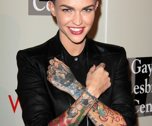 ruby rose, tattoo, and Hot image