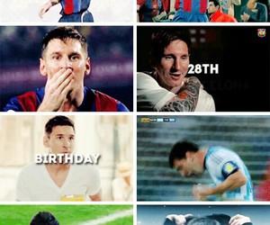 argentina, Barca, and birthday image