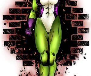 Marvel, she hulk, and jennifer walters image
