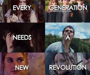 harry potter, shadowhunters, and percy jackson image