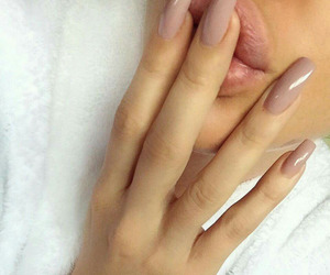 blogger, nails, and style image