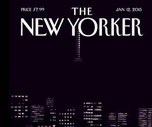 cover, magazine, and the new yorker image