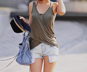 fashion, pretty, and hat image