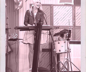 rydel lynch, pink, and r5 image