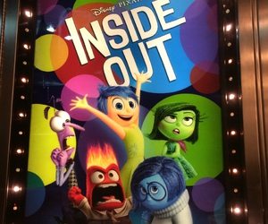 disney, inside out, and movie image
