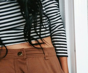 black hair, forever21, and indie image