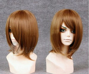 cheap cosplay costume, brown hair girl cosplay, and yugioh cosplay image