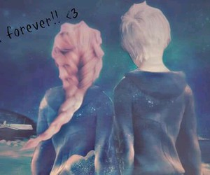 <3, Queen, and jack frost image