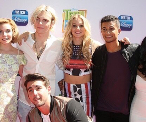 r5, chrissie fit, and jordan fisher image
