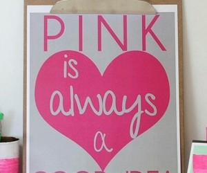 pink, idea, and always image
