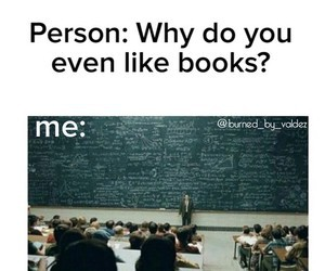 books, funny, and jokes image