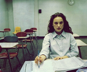 natalie portman, school, and movie image
