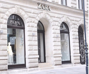 Zara, fashion, and white image