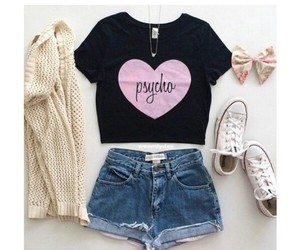girl, outfits, and summer image