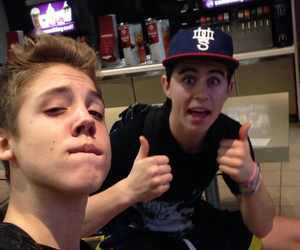 boy, nash grier, and matthew espinosa image