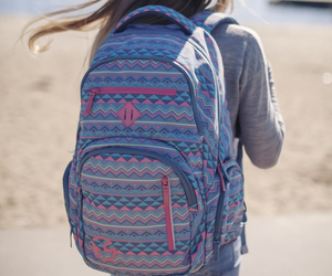 bagpack, trend, and beckmann image