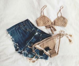 fashion, bikini, and style image