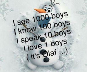 boys, frozen, and fun image