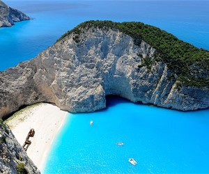Greece and place image