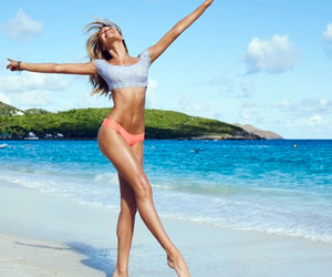 beach, beauty, and body image