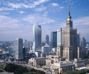 city and warsaw image