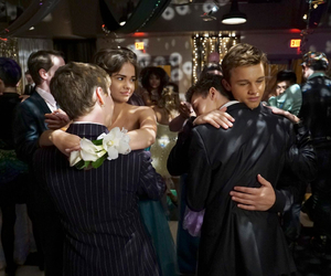 jonnor, jude adams foster, and the fosters image